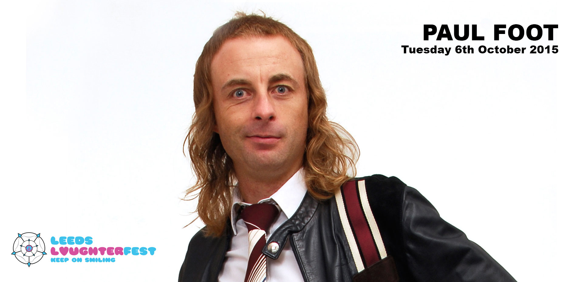 PAUL FOOT Tuesday 6th October 2015